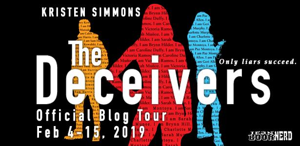 The Deceivers Tour Banner