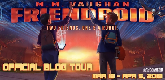 Friendroid Tour Banner