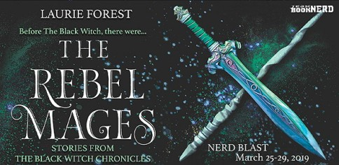 The Rebel Mages Nerd Blast Banner