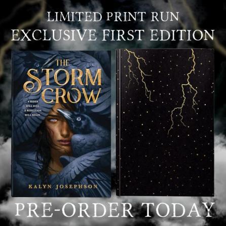 Storm Crow Preorder