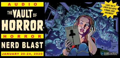 The Vault of Horror Nerd Blast Banner
