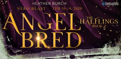 Angel Bred Nerd Blast Banner