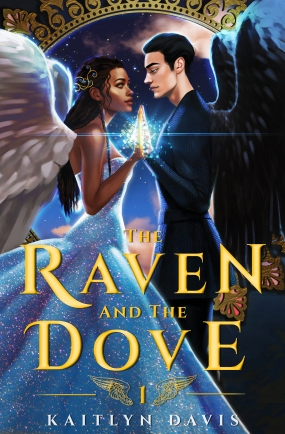 The Raven and the Dove Cover