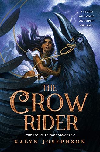 Crow Rider Cover