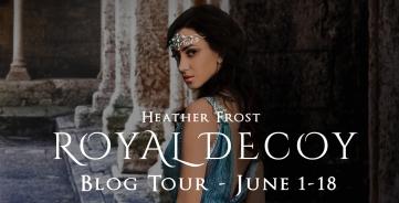 Royal Decoy Blog Tour Banner