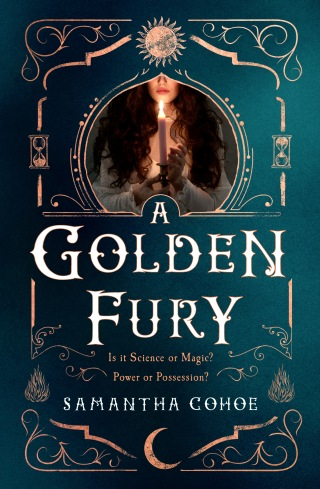 A Golden Fury book cover