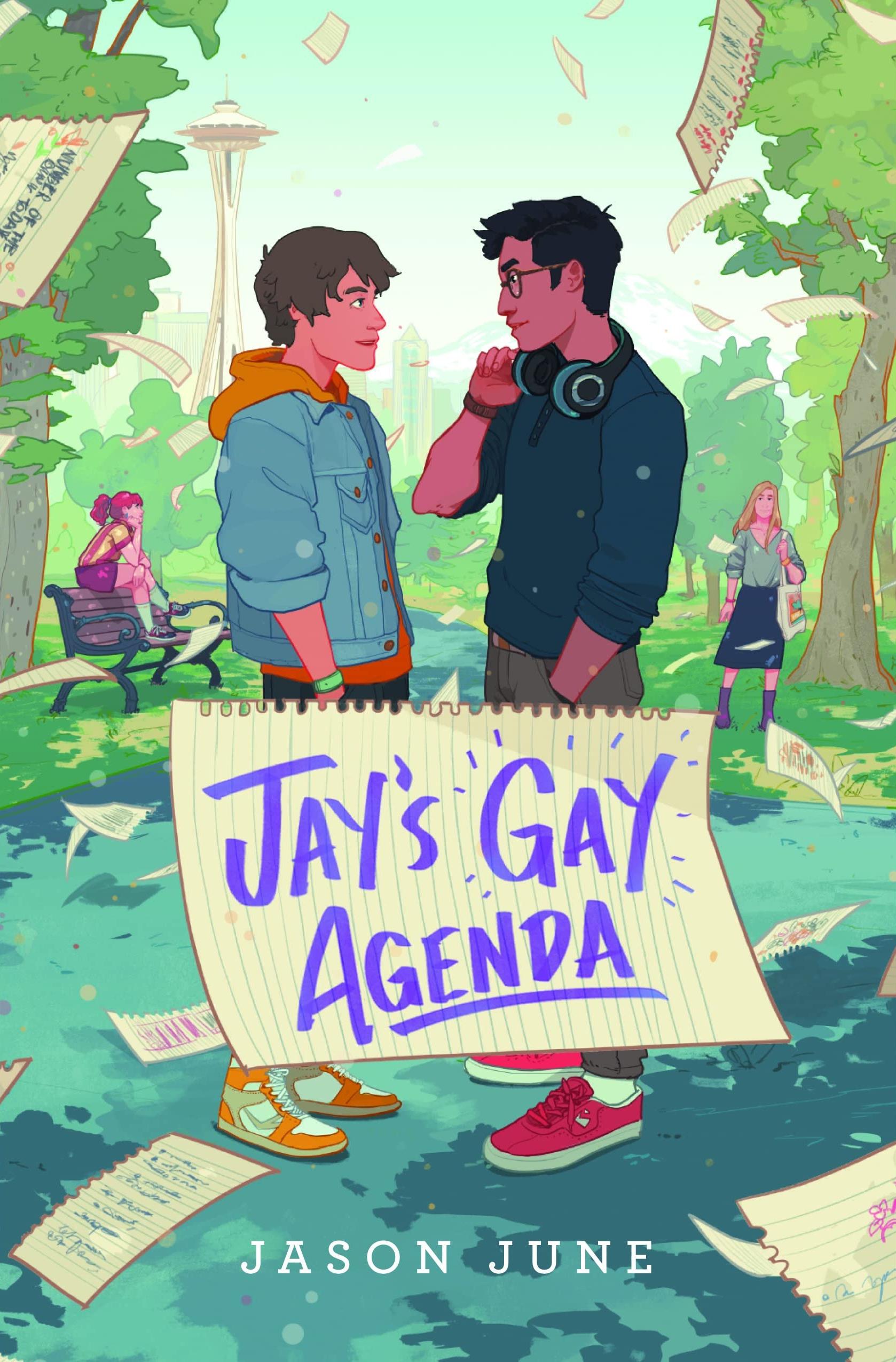 Jays Gay Agenda
