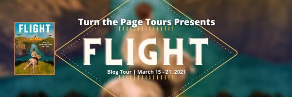 Flight Bookstagram Tour Banner