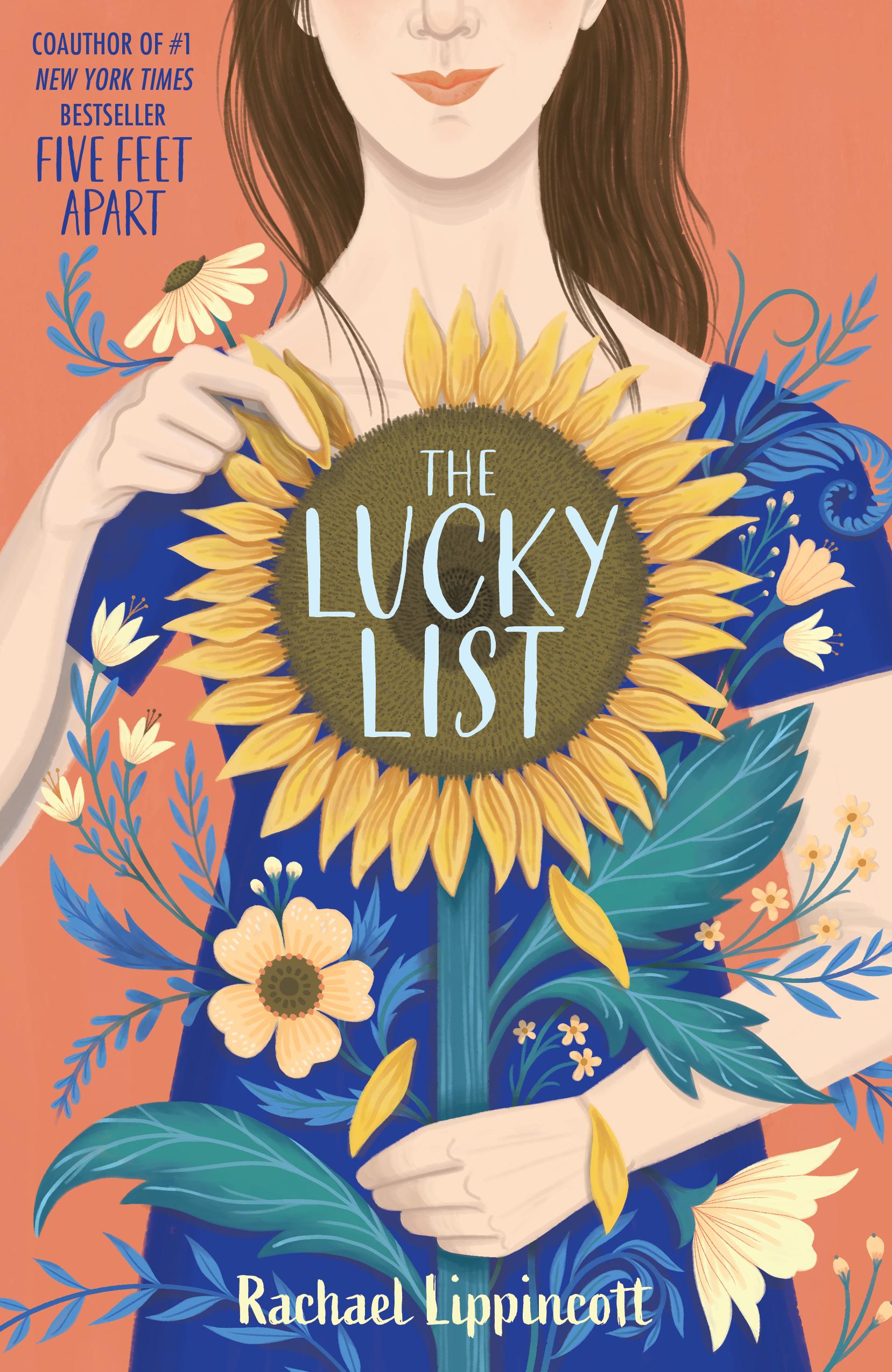Lucky List - final cover