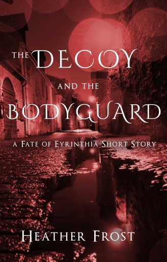 Pre-order Gift The Decoy and the Bodyguard Cover