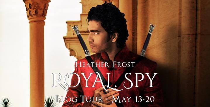 Royal Spy - Blog Tour Banner