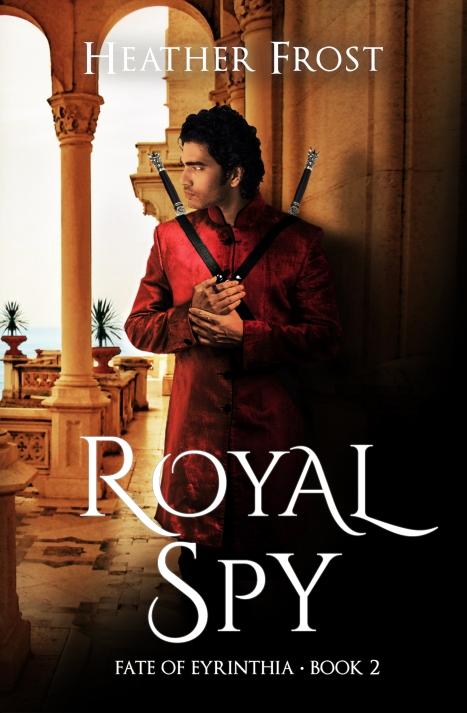 Royal Spy Official Cover