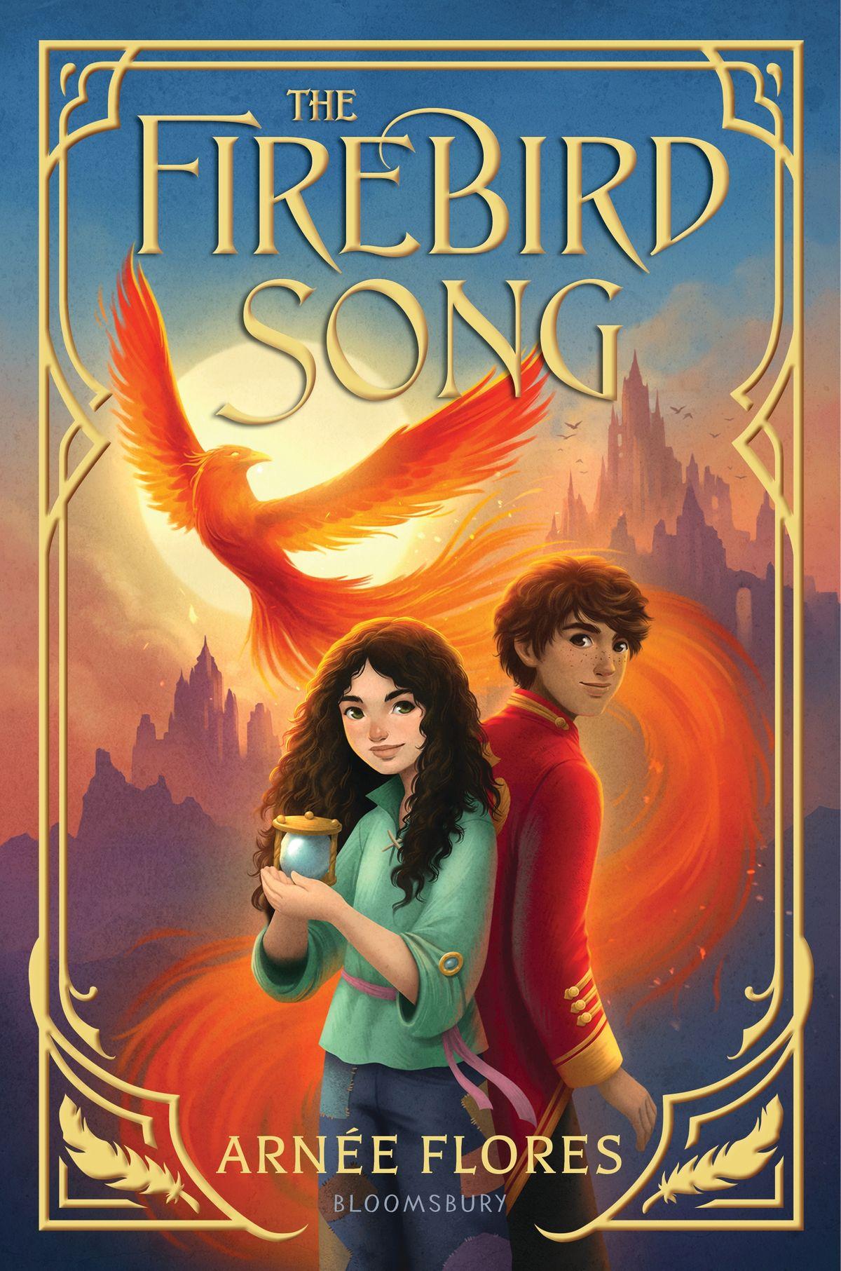 The Firebird Song cover