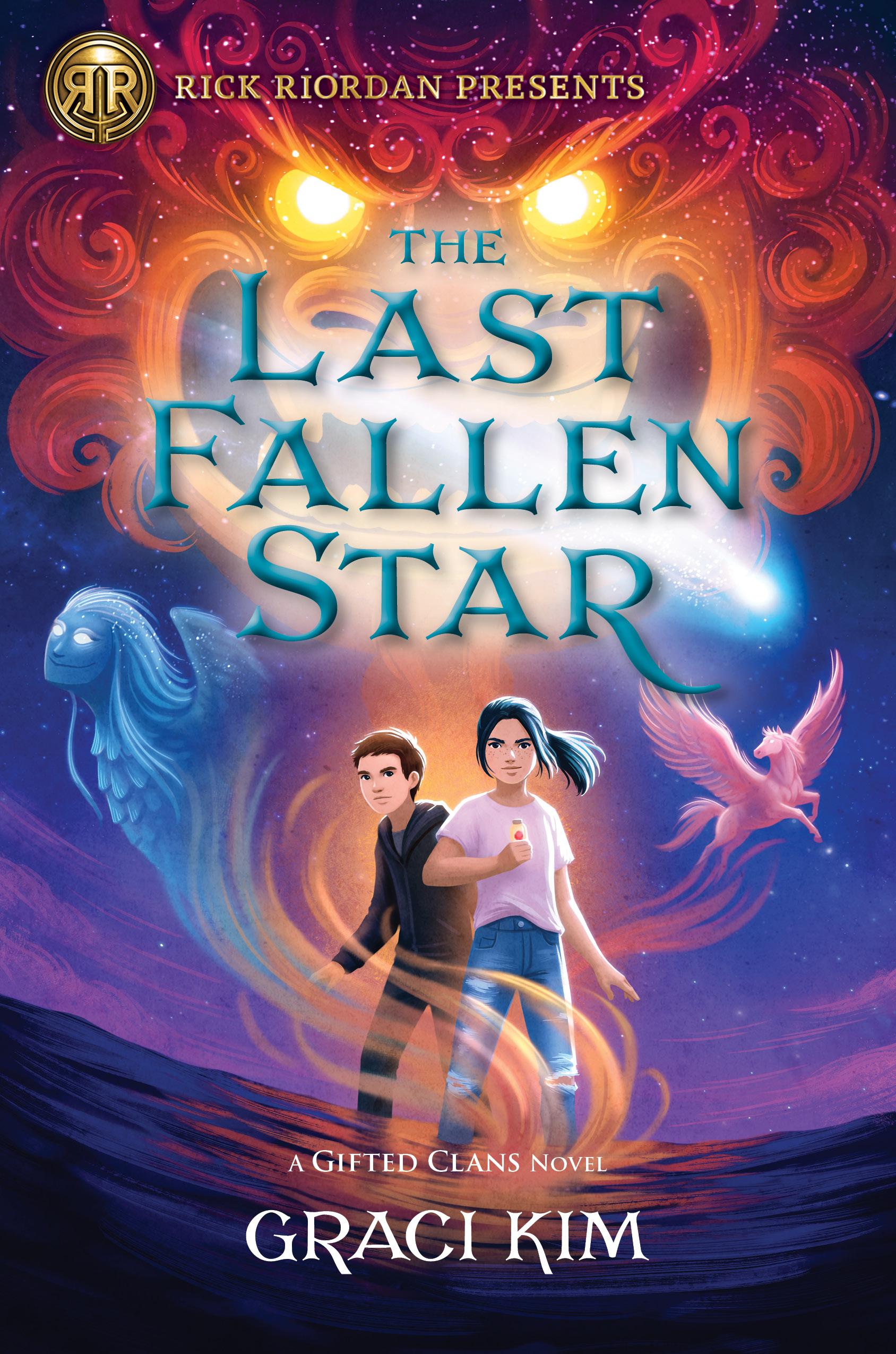 THE LAST FALLEN STAR hi res