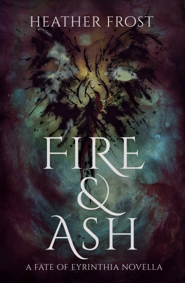 Fire & Ash Official Cover