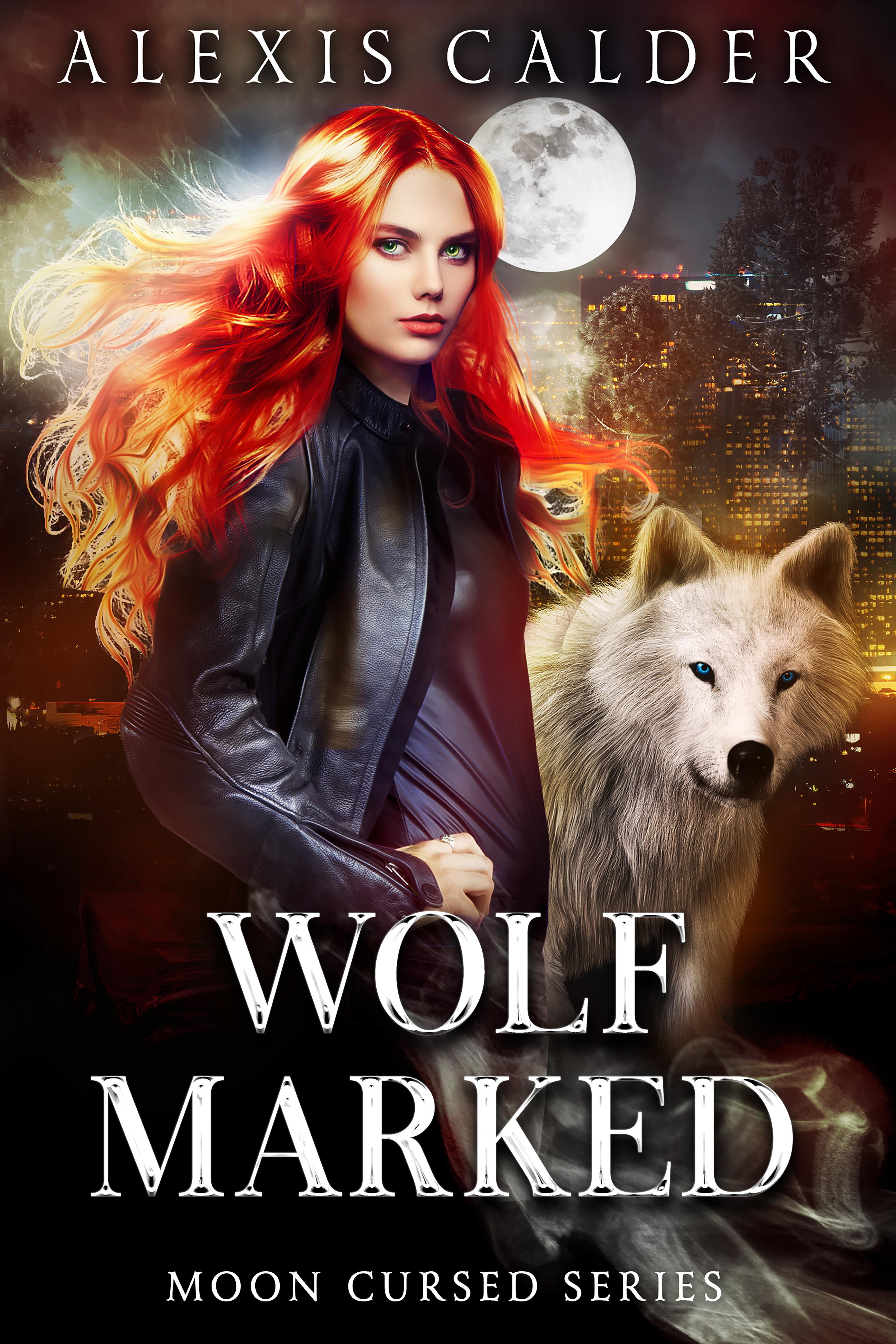 Wolf Marked AMAZON LARGE