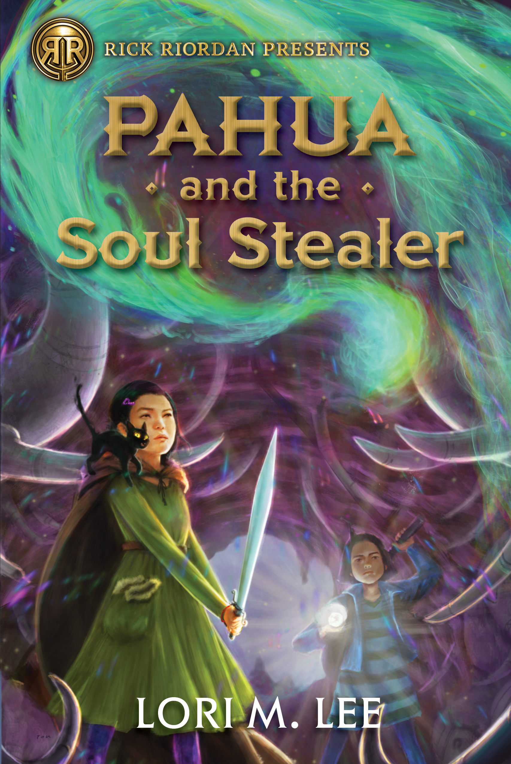 PAHUA AND THE SOUL STEALER (1)