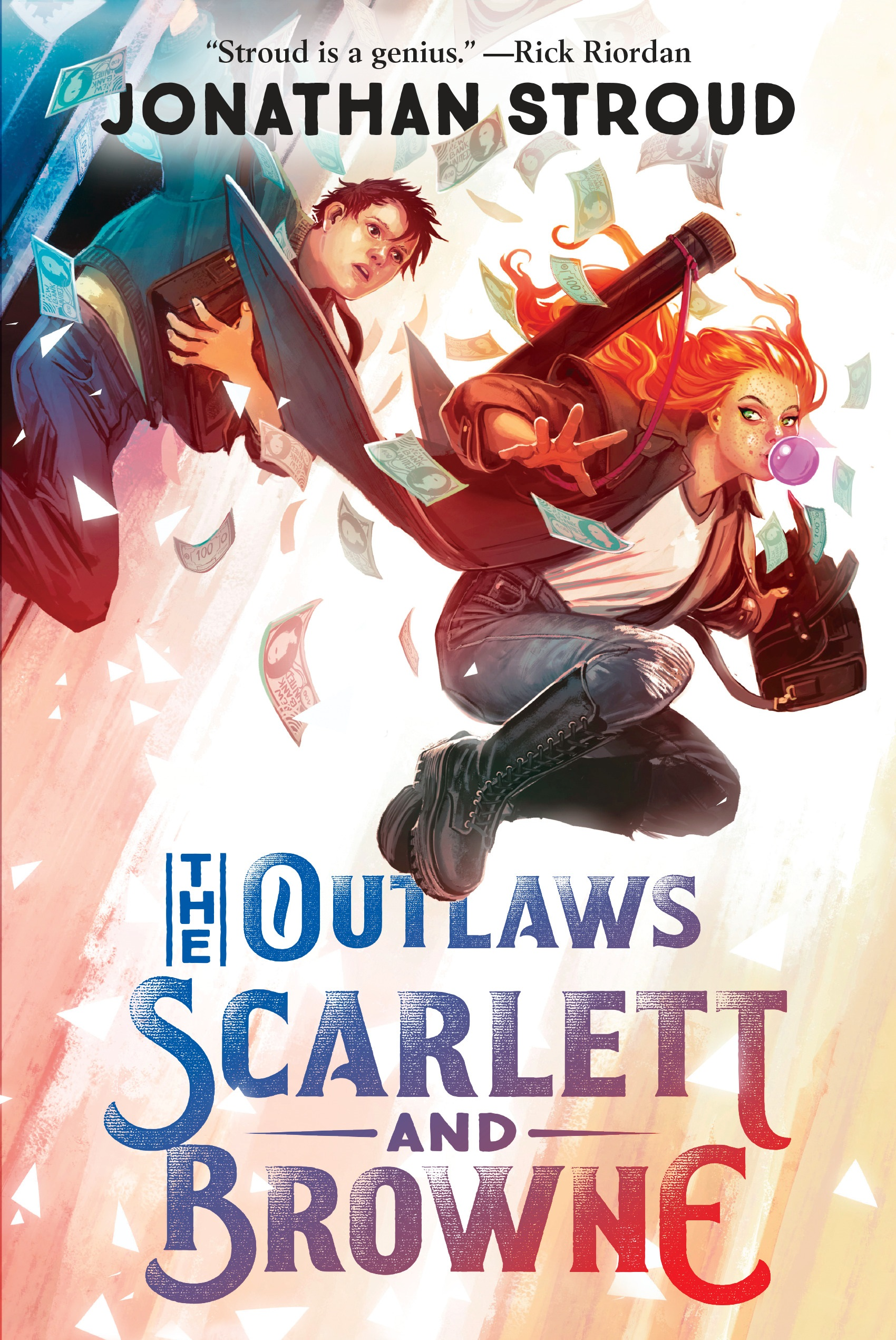The Outlaws Scarlett and Browne (1)